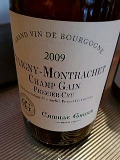 Camille Giroud Puligny Montrachet 1er Cru Champ Gain