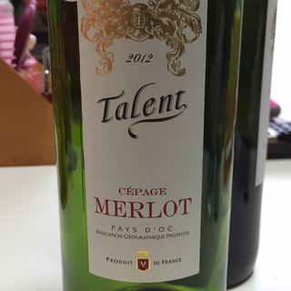 Talent Merlot(タレン メルロー)