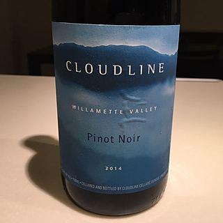 Cloudline Pinot Noir(クラウドライン ピノ・ノワール)