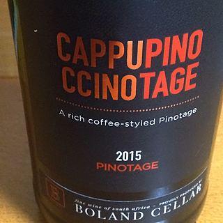 Boland Cellar Cappuccino Pinotage(ボーランド・セラー カプチーノ ピノタージュ)