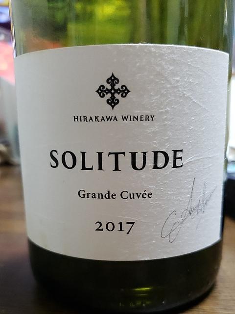 Hirakawa Winery Hommage Grande Cuvée(ヒラカワ・ワイナリー オマージュ グラン・キュヴェ)