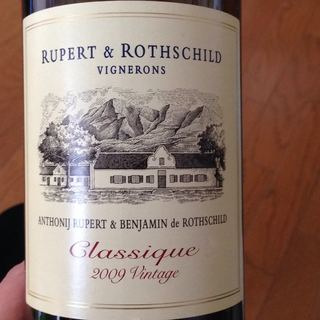 Rupert & Rothschild Classique 2009
