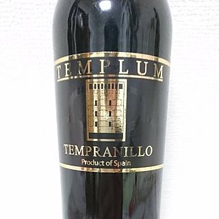 Templum Tempranillo(テンプルム テンプラニーリョ)