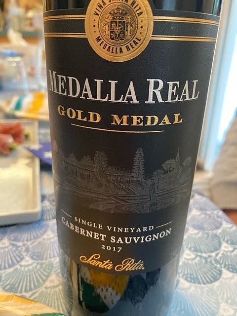 Santa Rita Medalla Real Gold Medal Cabernet Sauvignon(サンタ・リタ メダヤ・レアル ゴールド・メダル カベルネ・ソーヴィニヨン)