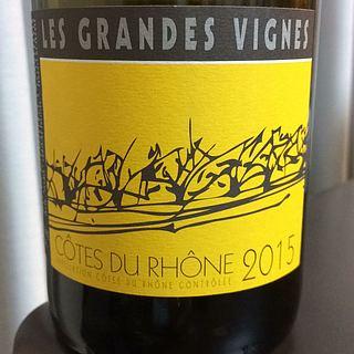 Les Grandes Vignes Côte du Rhône Blanc