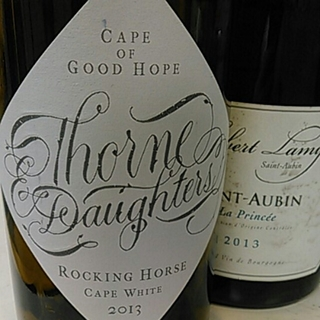 Thorne & Daughters Rocking Horse Cape White 2013