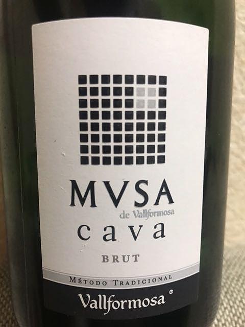 Vallformosa Mvsa Cava Brut(ヴァルフォルモッサ ムッサ カヴァ ブリュット)
