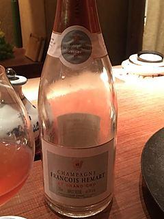 Henri Giraud François Hémart Aÿ Grand Cru Brut Rosé