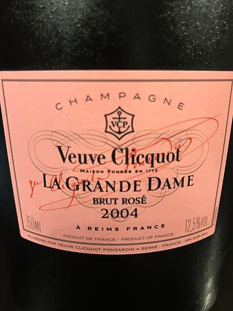 Veuve Clicquot La Grande Dame Rosé