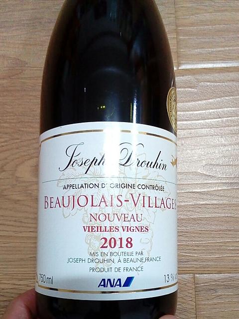 Joseph Drouhin Beaujolais Villages Primeur Vieilles Vignes