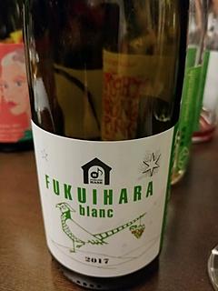 Fukuihara Blanc(フクイハラ・ブラン)