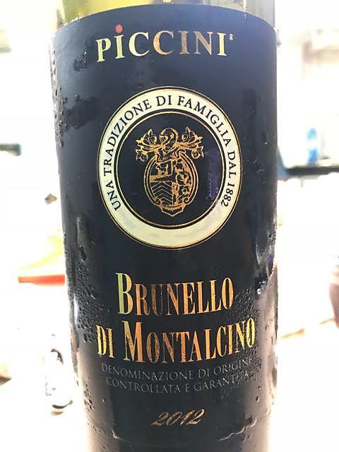 Piccini Brunello di Montalcino