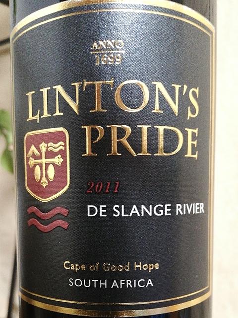 Linton's Pride De Slange Rivier