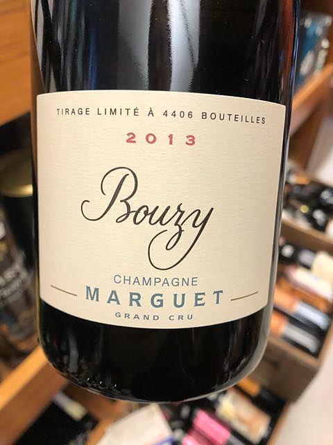 Champagne Marguet Bouzy Grand Cru