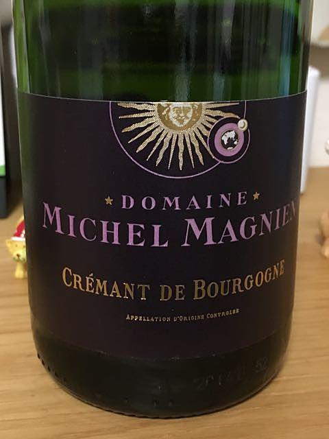 Dom. Michel Magnien Crémant de Bourgogne(ドメーヌ・ミッシェル・マニャン クレマン・ド・ブルゴーニュ)