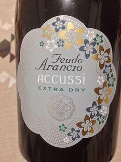 Feudo Arancio Accussì Extra Dry