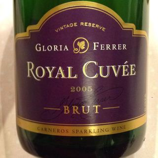 Gloria Ferrer Royal Cuvée Brut