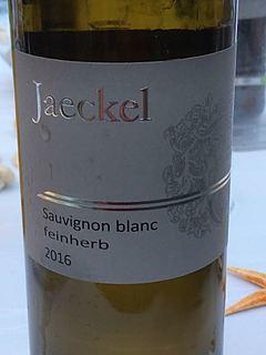 Jaeckel Sauvignon Blanc Feinherb