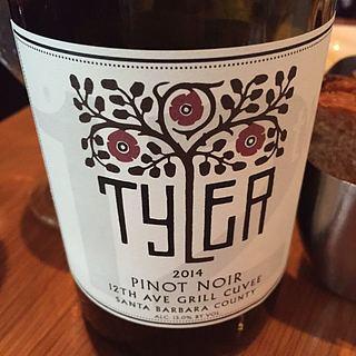 Tyler Pinot Noir Santa Barbara County
