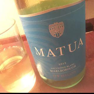 Matua Marlborough Sauvignon Blanc(マトゥア マールボロ ソーヴィニヨン・ブラン)