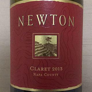 Newton Red Label Claret Napa County