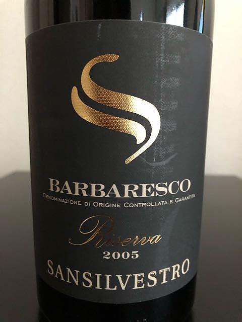 San Silvestro Barbaresco Riserva