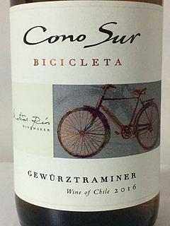 Cono Sur Bicicleta Gewürztraminer(コノ・スル ビシクレタ ゲヴュルツトラミネール)