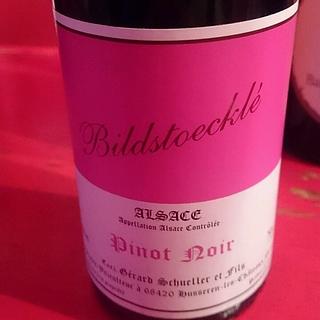 Gérard Schueller Pinot Noir Bildstoecklé