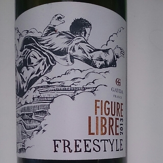 Gayda Figure Libre Freestyle Rouge 2013