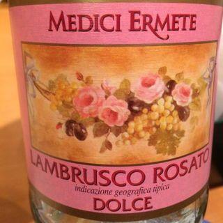 Medici Ermete Lambrusco Rosato Dolce
