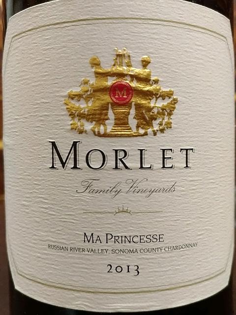 Morlet Ma Princesse