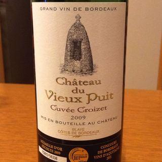 Ch. du Vieux Puit Cuvée Croizet