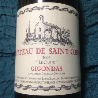 Ch. de Saint Cosme Gigondas Le Claux