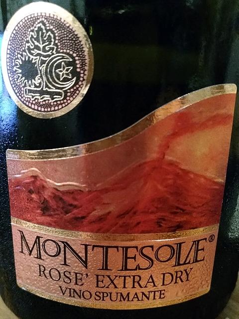 Montesole Rosé Extra Dry Spumante