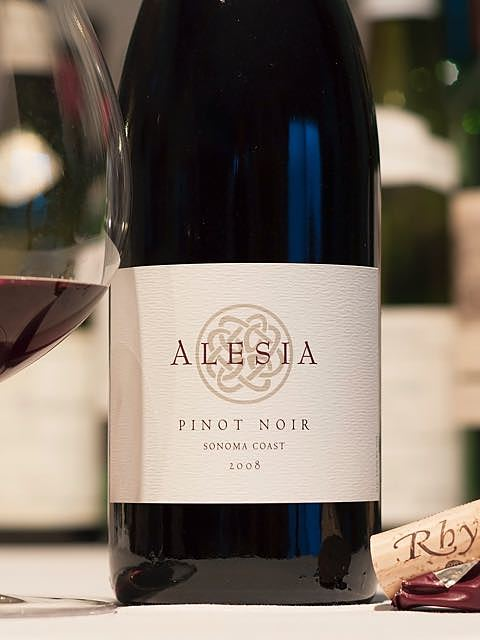 Rhys Vineyards Alesia Pinot Noir Sonoma Coast