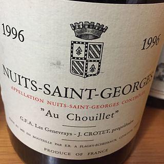 G.F.A Les Genevrays Nuits Saint Georges Au Chouillet