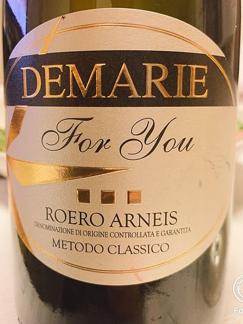Demarie For You Roero Arneis