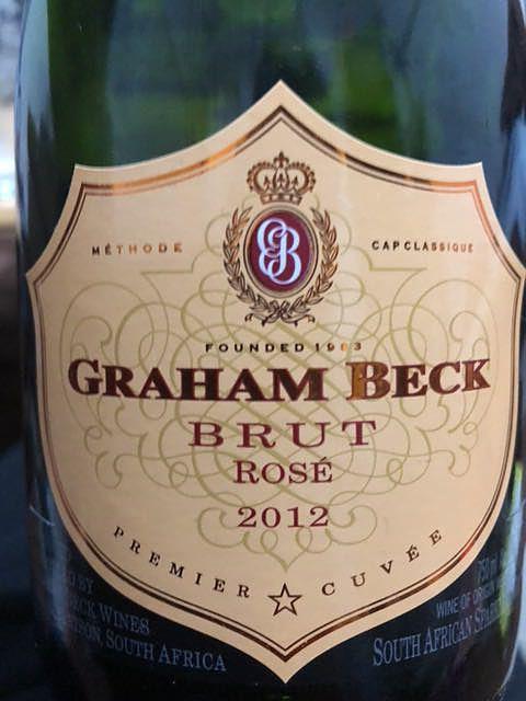 Graham Beck Brut Rosé Millésimé
