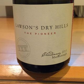 Lawson's Dry Hills The Pioneer Chardonnay