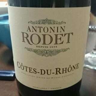 Antonin Rodet Côtes du Rhône