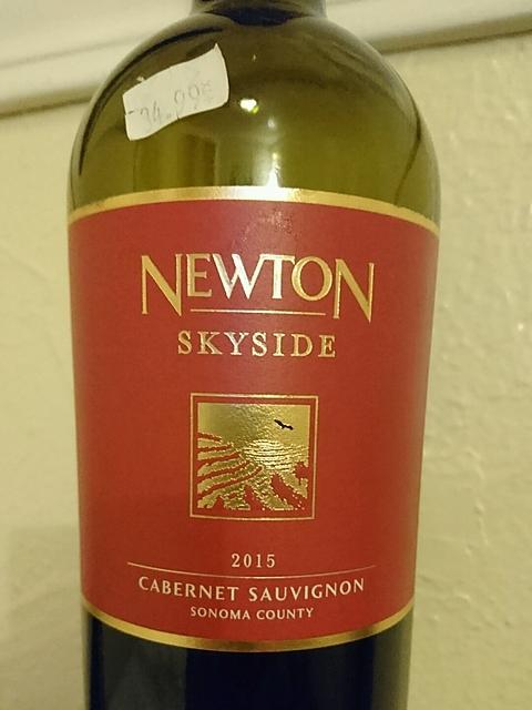 Newton Skyside Cabernet Sauvignon Sonoma County