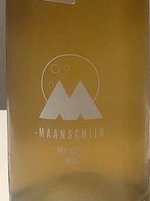 Maanschijn Brunch Club Dry White 2020(ムーンシャイン ブランチ・クラブ ドライ・ホワイト)