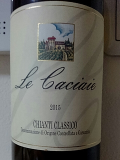 Le Caciaie Chianti Classico(レ・カチャイエ キアンティ・クラッシコ)