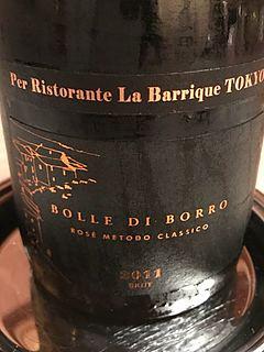 Il Borro Bolle di Borro Classic Method Rosé