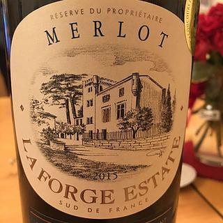 La Forge Estate (Ile La Forge) Merlot