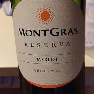 MontGras Reserva Merlot