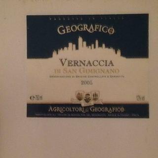 Geografico Vernaccia di San Gimignano