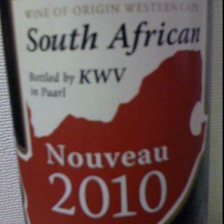 KWV South African Nouveau Rouge