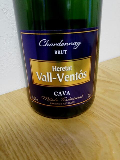 Heretat Vall Ventós Chardonnay Brut