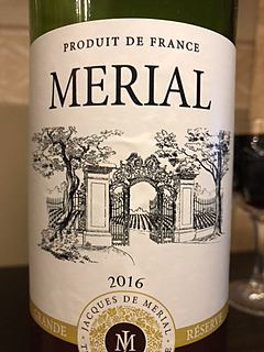 Merial Bordeaux Grande Réserve